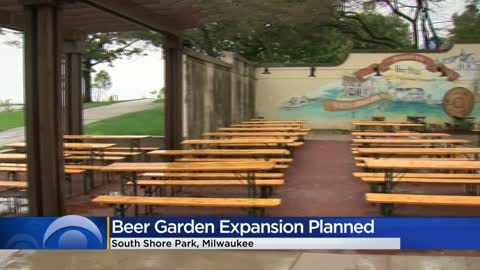 Milwaukee leaders look to expand South Shore Terrace with more seating