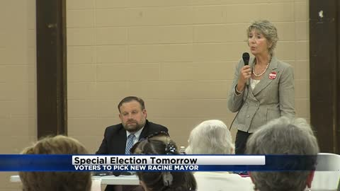 Racine voters will choose new mayor in special election on Tuesday