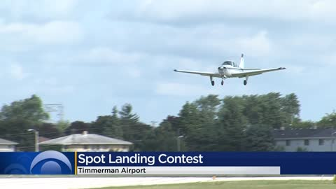 7th Annual Spot Landing Competition held at Timmerman Airport