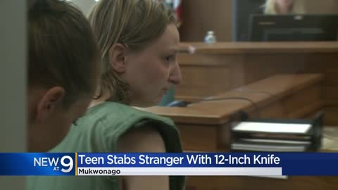 Mukwonago woman says homicidal thoughts led to stabbing of stranger...