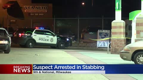 Milwaukee Police investigating stabbing on 9th and National