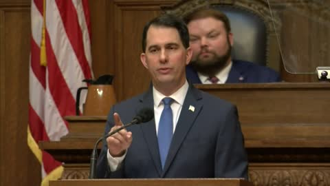 Walker lays out plans for 2018 in State of the State address