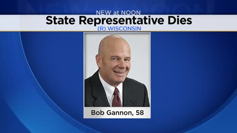 Assembly Majority Leader: Rep. Bob Gannon died Tuesday night