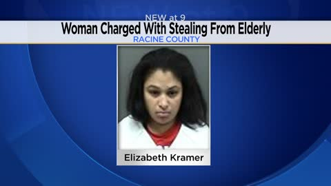 Racine nursed accused of stealing from patient