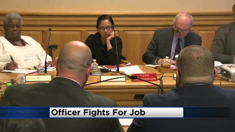 Disciplinary appeal hearing underway for MPD officer fired over...