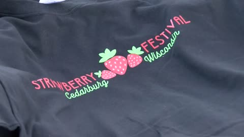 Sweet times are ahead this weekend in Cedarburg for the annual Strawberry Festival