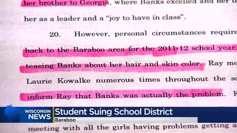 Teen suing Baraboo School District speaks out