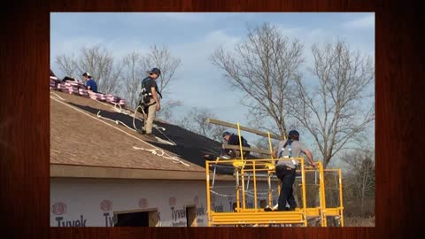 Oak Creek-Franklin high school students learn home construction by building real home