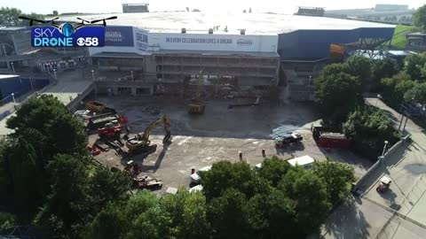 Huge transformation begins Tuesday for Summerfest's American Family Insurance Amphitheater