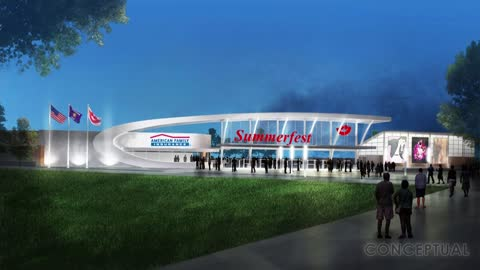 New upgrades coming to Summerfest in 2018