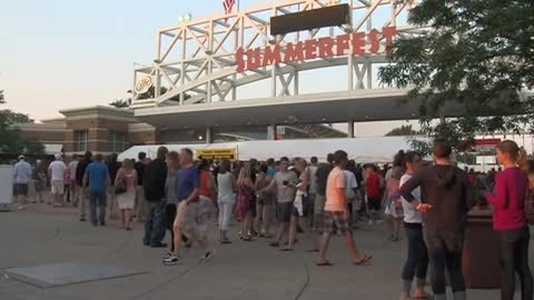 The Big Gig is hoping millennials will spend the Fourth of July at Summerfest