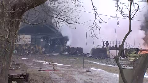 UPDATE: Home a complete loss after fire in Summit