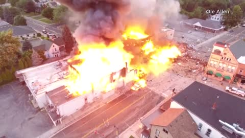 Investigation into deadly Sun Prairie blast continues, life begins to return to normal