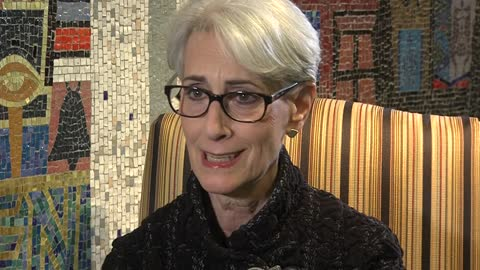 Sunday Morning Spotlight: Ambassador Wendy Sherman