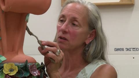 Inside the studio of sculptor and mentor Ann Wydeven