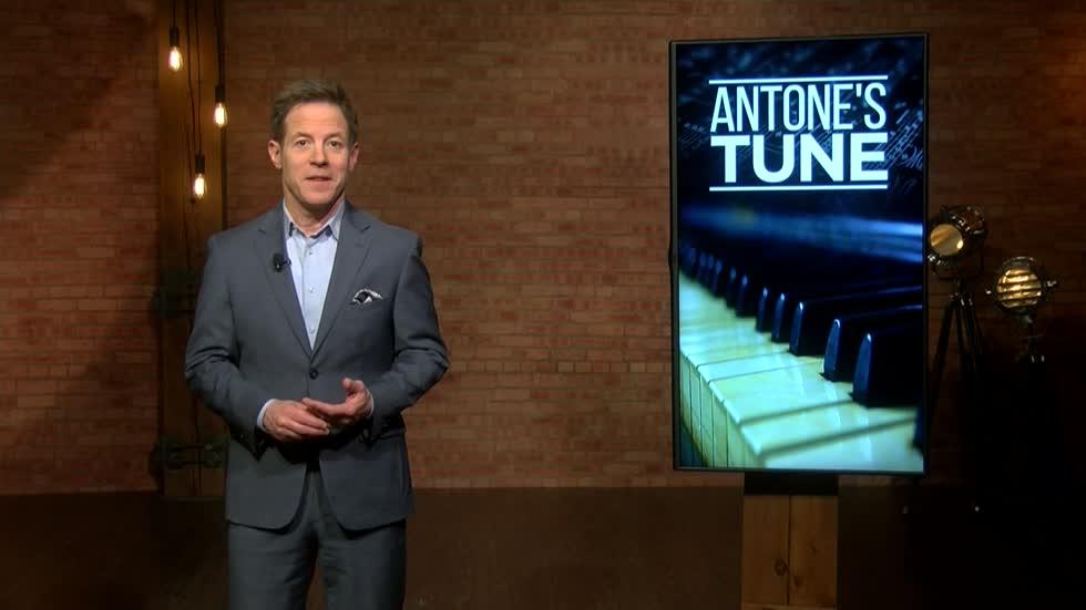 Antone's tune fills the pews at Living Faith Lutheran Church