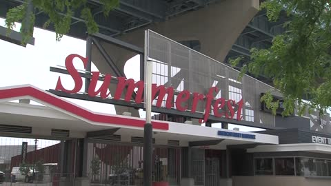Summerfest prepares for 51st edition of the world's largest music festival
