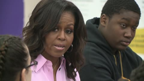 Milwaukee students recall inspirational meeting with former first lady