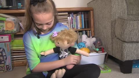 New Berlin dollmaker helps children with nonstandard features...