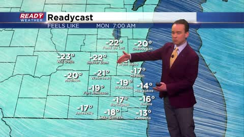 Overnight Update: High wind warning expires, wind chill advisory up next