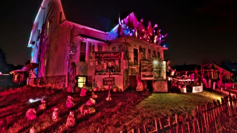 "West Allis ""King of Halloween"" adds to spooky display year after year"