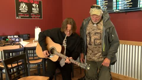 Sunday Morning Spotlight: Guitars for Vets