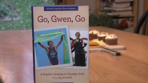 Waukesha family of gold medalist Gwen Jorgensen writes book about...