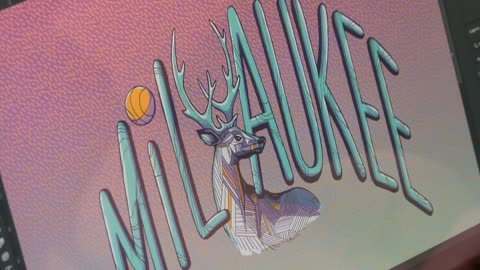 Bucks to give away '90's night' caps designed by UWM graphics design student