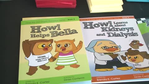 Author Brenda Cortez creates line of children's books with...