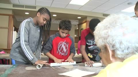 Mosaic project brings generations together in Oconomowoc