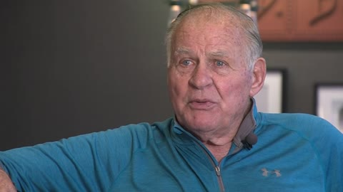 Jerry Kramer brings enthusiasm and heart to pro football's Hall of Fame