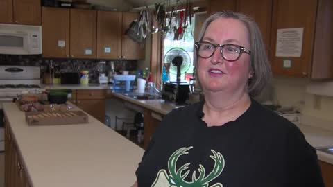 Kathy's House volunteer works to provide a home away from home