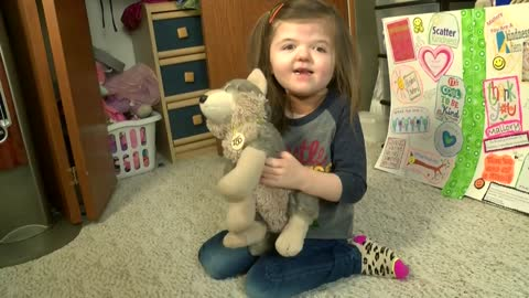 Community comes together to support Lake Geneva girl preparing to enter public school