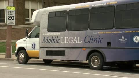 Sunday Morning Spotlight: The Milwaukee Mobile Legal Clinic