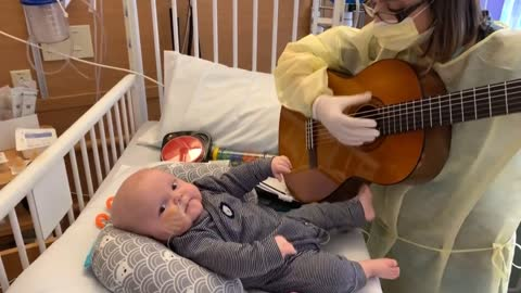 Tom Petty's youngest fan finds healing power in music