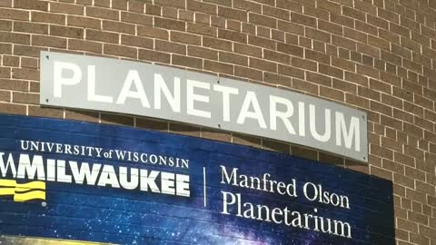 Summer skies full of wonder outdoors and inside UWM Manfred Olsen Planetarium