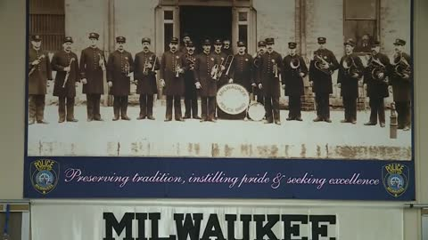 Sunday Morning Spotlight: The Milwaukee Police Band