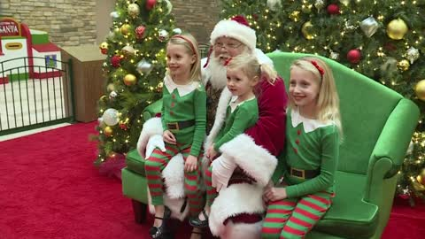 'Santa' shares what children are asking for in 2019 at Brookfield Square Mall