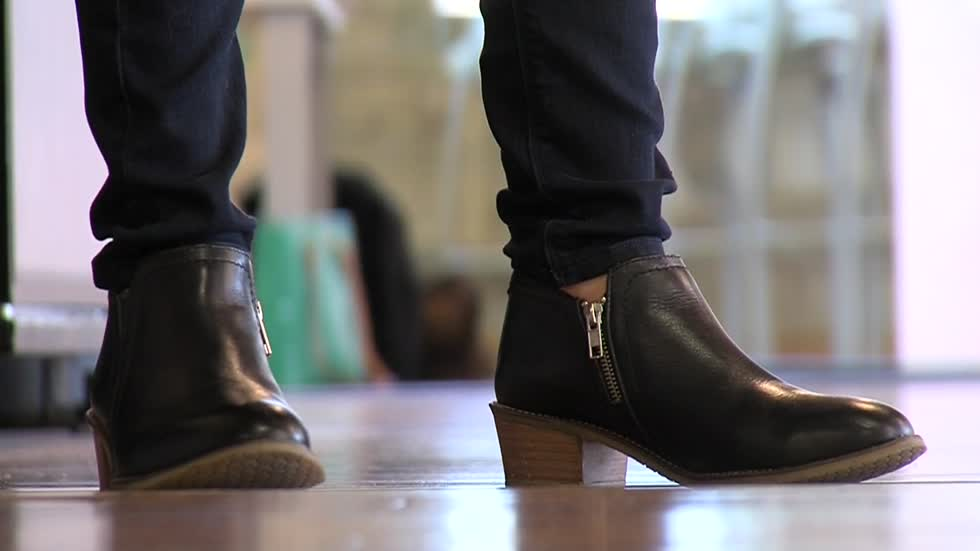 Milwaukee engineer launches fashionable steel-toed footwear company