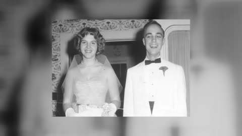 'We never gave up:' High school sweethearts get married after 57 years apart