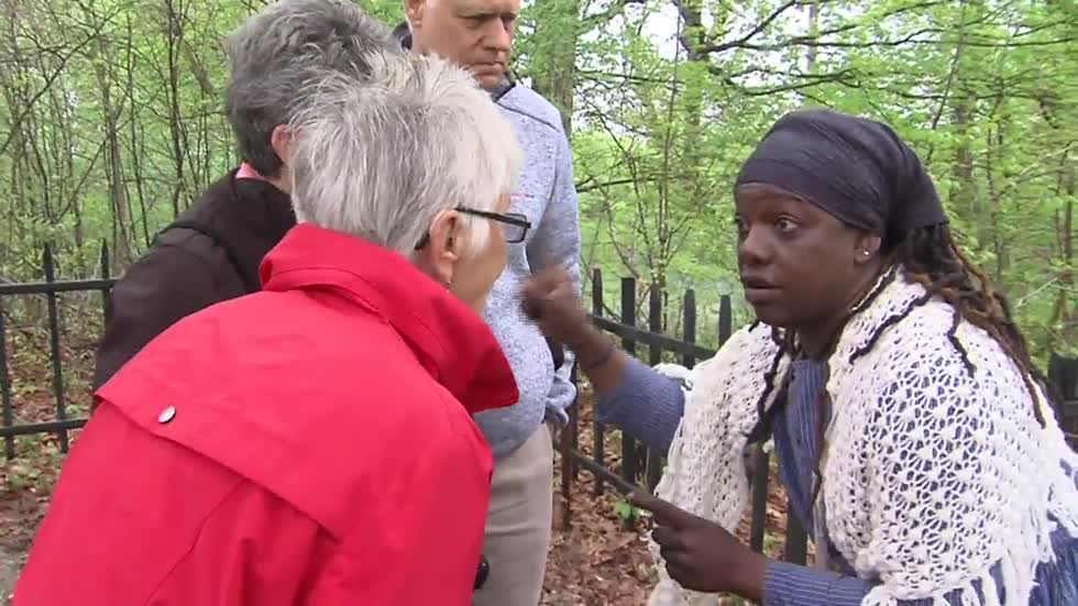 Immersive theater experience brings audiences along the Underground Railroad