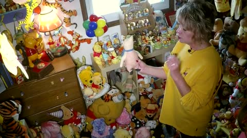 Waukesha woman shows off record setting collection of Winnie...
