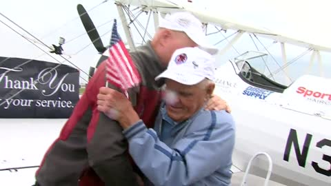 Veterans soar once again with Ageless Aviation Dreams Foundation