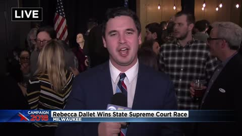 The Latest: Rebecca Dallet wins Wisconsin Supreme Court race