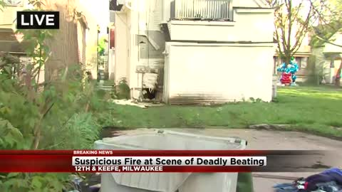 Suspicious fire under investigation at home where Dennis King was beaten and tortured