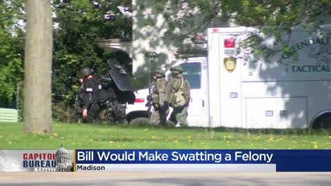 Lawmakers in Madison work to make swatting a felony
