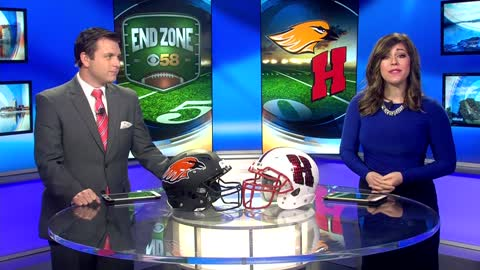 Week 8 of the CBS 58 Tailgate finds itself in Mequon for the Homestead vs. Hartford matchup