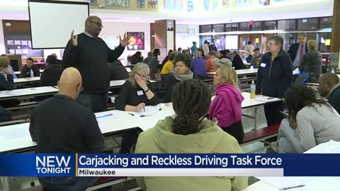 Community members brainstorm ideas to end reckless driving in...
