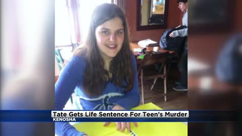 Kenosha man gets life sentence for teen's murder