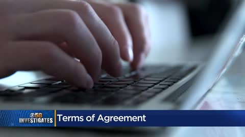 Here's exactly what you agree to when accepting terms and conditions